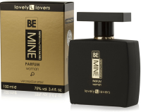 LOVELY LOVERS BeMINE 100ml WOMAN - ŽENSKÉ PARFÉMY S FEROMONY – 89386636