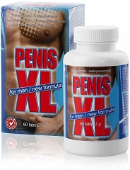 PENIS XL NEW FORMULA - 60 TABLETEK